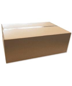 Papkasse til forsendelse